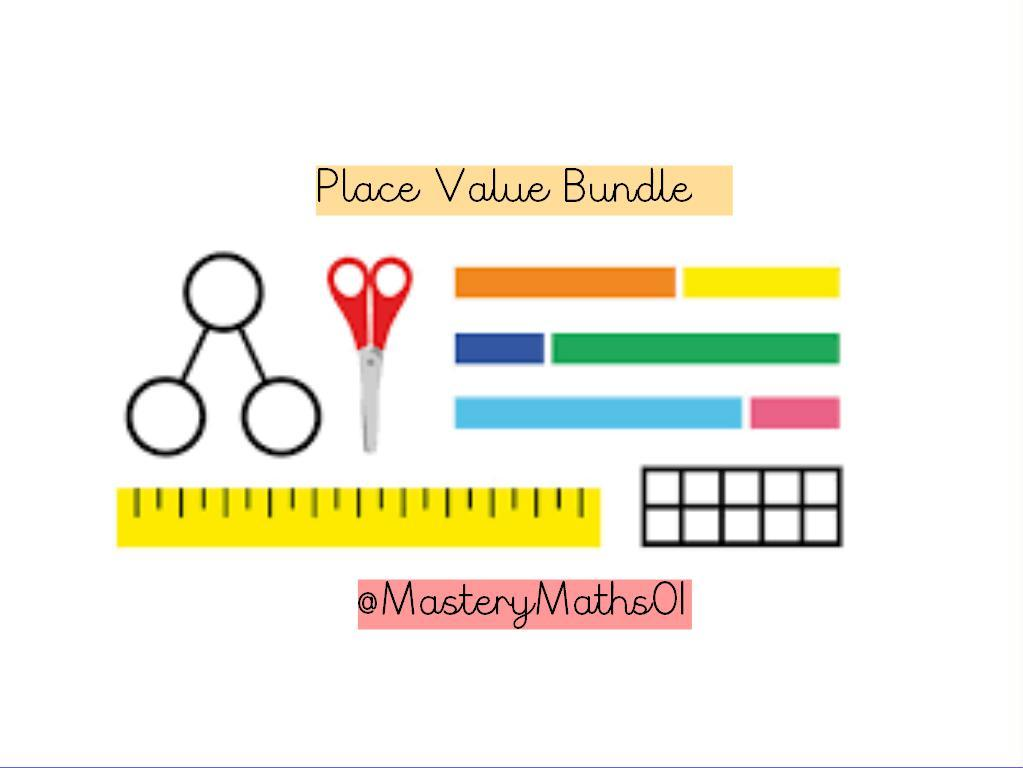 PLACE VALUE BUNDLE - ALL THE LESSONS YOU NEED FOR THIS UNIT