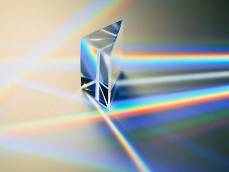 Refraction of light by prisms and refraction phenomena