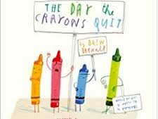 The Day the Crayons Quit - Duncan Persuasive Letter WAGOLL