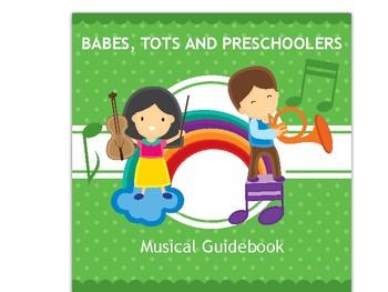 Preschool Music Book II, Winter and Weather Based Activities