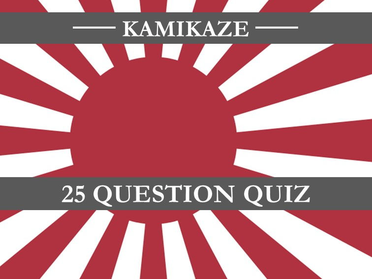 Kamikaze Quiz
