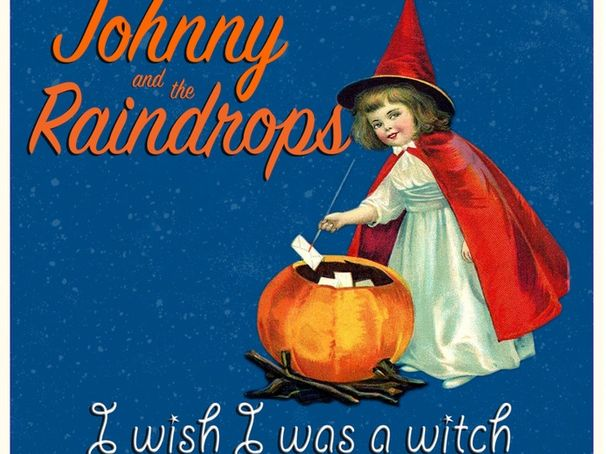 Cool Halloween song for children. 'I WISH I WAS A WITCH'