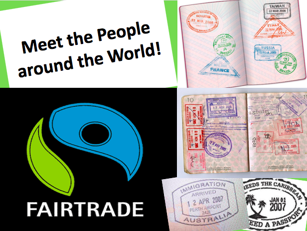Fairtrade: Meet the people around the world!