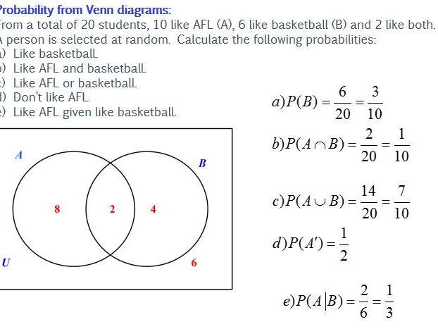 IB Studies Probability