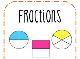 Fractions Spring Year 5