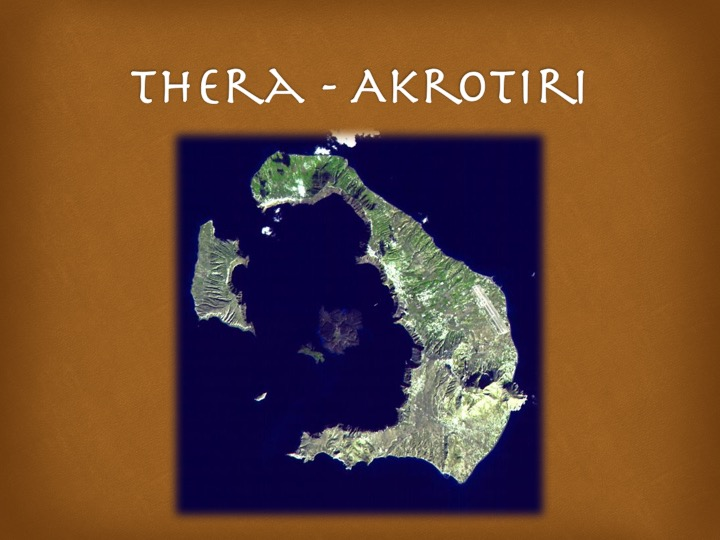 Thera Overview Year 11 Ancient History