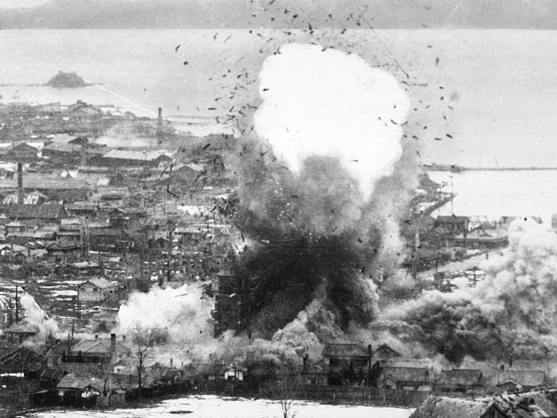 The Path to War in Korea