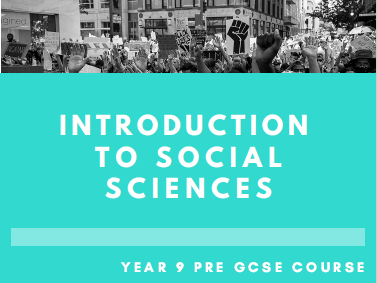 Year 9 Introduction to Social Sciences - Digital Textbook