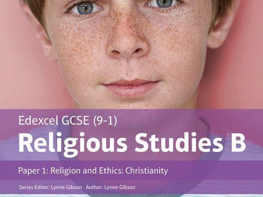 Edexcel Religious Studies 2016- Christianity