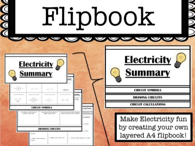 Electricity Flipbook
