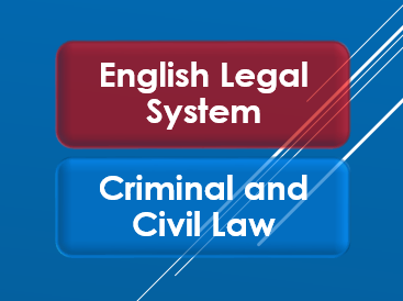 British Values: Citizenship: English Legal System: The Court Structure/Criminal and Civil Law