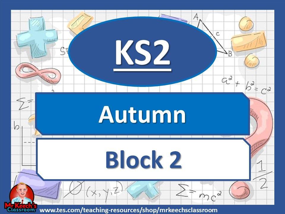 KS2 - Autumn Term - Block 2 - White Rose Maths