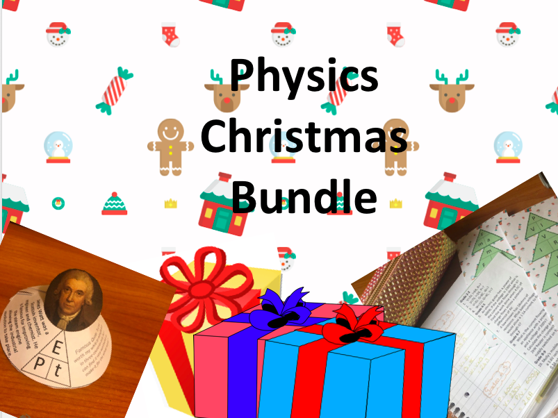 Physics Christmas Fun