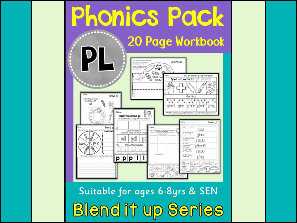 Phonics PL Blend