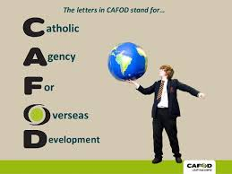 CAFOD and sustainability '26 slides.'