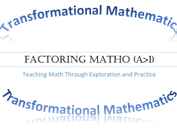 Factoring MATHO Advanced