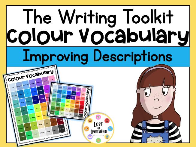 Colour Vocabulary Thesaurus