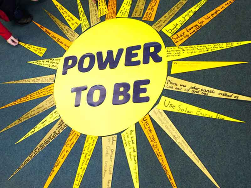 Renewable energy campaign activities
