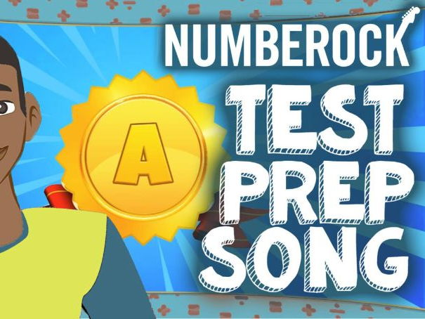 Maths Revision KS2 Song