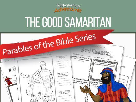 Bible Parable: The Good Samaritan