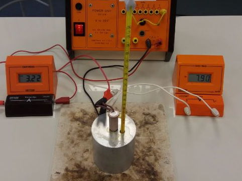 Specific Heat Capacity of Metals practical - For non-specialist physics teachers