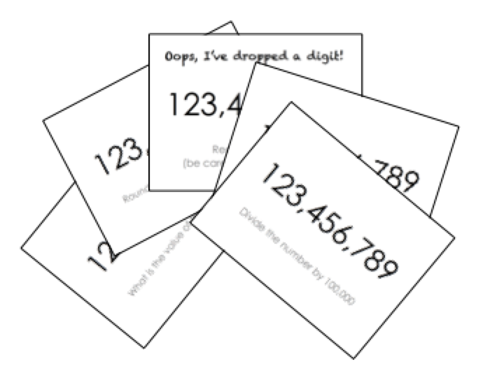 Place Value PowerPoint KS3