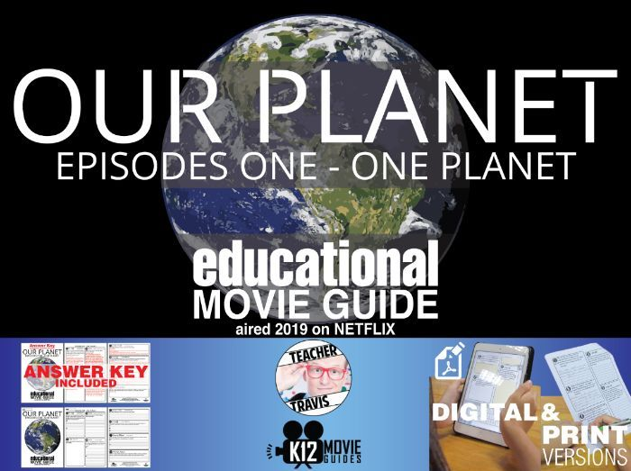 Our Planet Documentary Series - E01 One Planet Movie Guide (G - 2019)