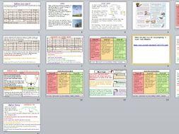 AQA GCSE Trilogy Paper 2 complete