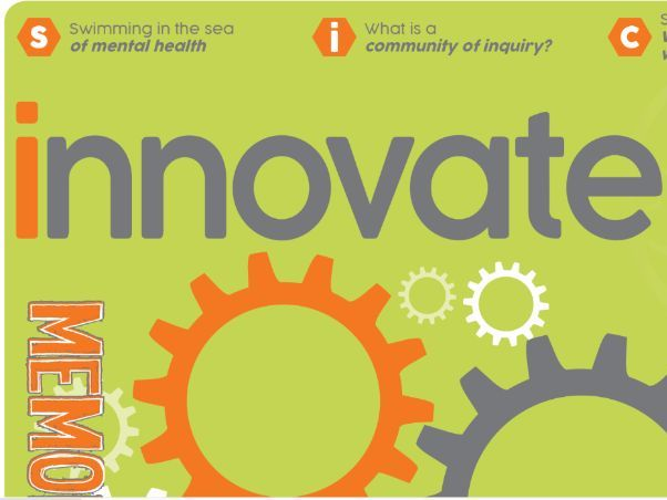 Research Journal - Innovate March 2018