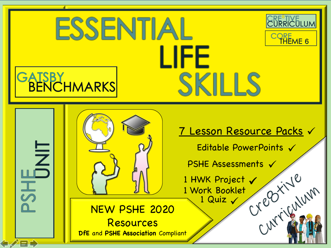 Essential Life Skills PSHE Unit
