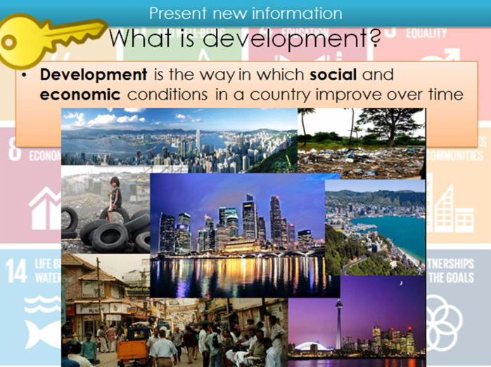 Global Variation in Development - AQA GCSE Geography - Economics