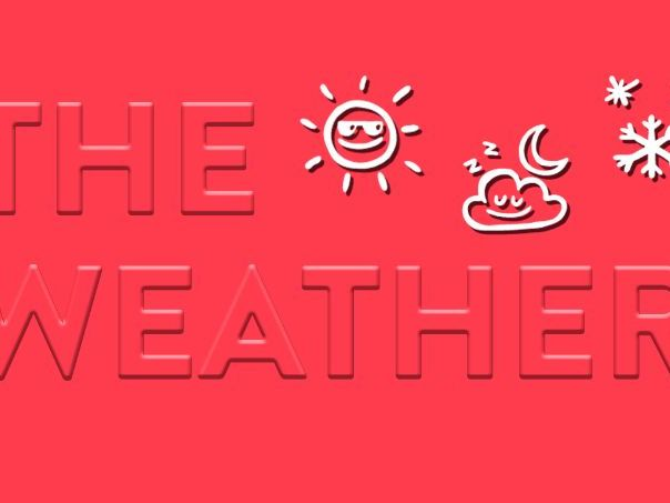 Y8 - The weather