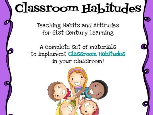 Classroom Habitudes Teacher Guide