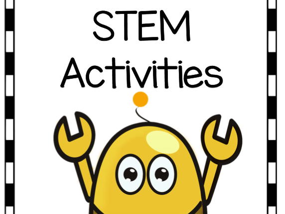 STEM Activities for Early Years Students