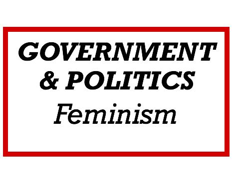 Politics Edexcel - Feminism