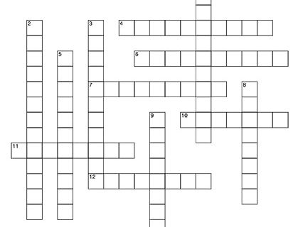 Crossword Revision Worksheets for PSHE, British Values, Employability