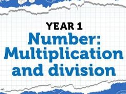 Maths - Multiplication and Division - White Rose - Summer 1 Block 1