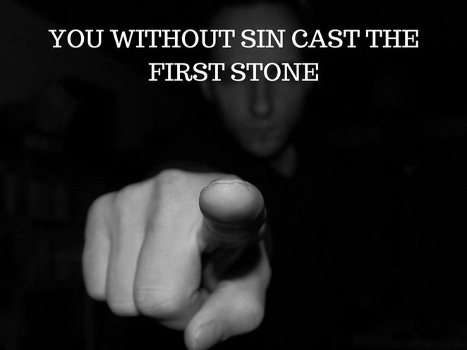 The First Stone by Dan Aker Intro Idea