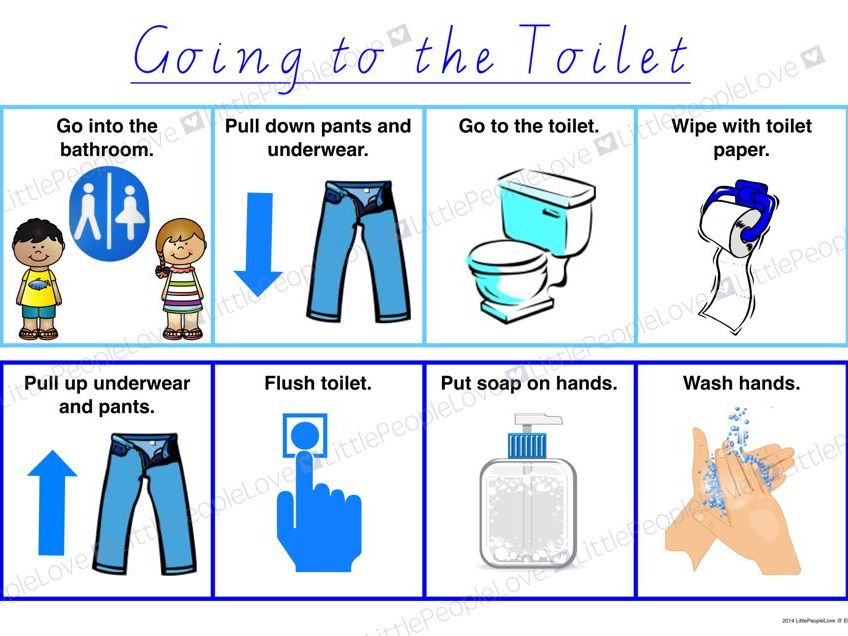 Going to the Toilet