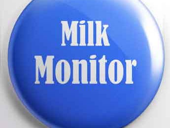 Teacher Badge - Milk Monitor