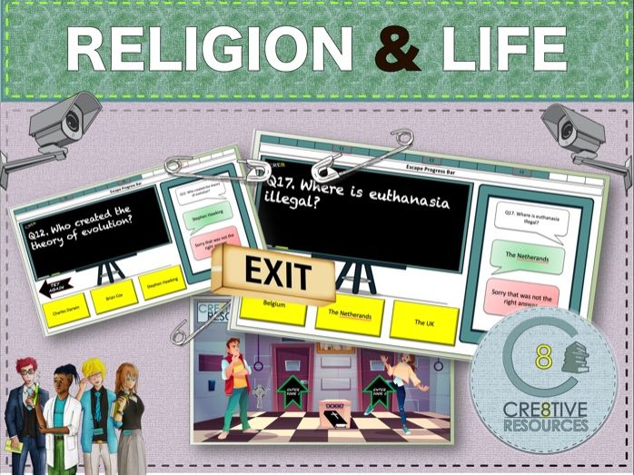 Religion and Life - GCSE RE