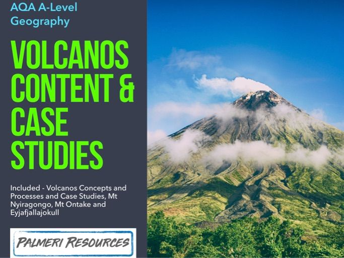 VOLCANO DRAFT AQA A-LEVEL GEOGRAPHY