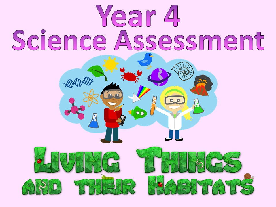KS2 Classification of Living Things