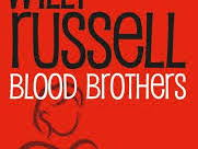 Friendship and Tension in Blood Brothers Mickey and Edward