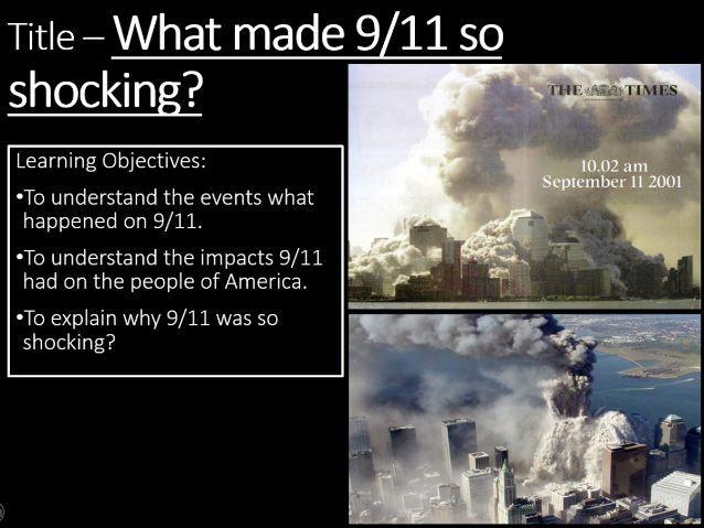 9/11 Terorrist Attacks