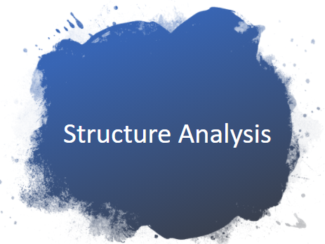 GCSE English: Structure Analysis