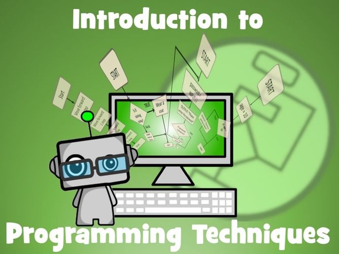 KS3 Computer Science: Introduction to Programming Techniques