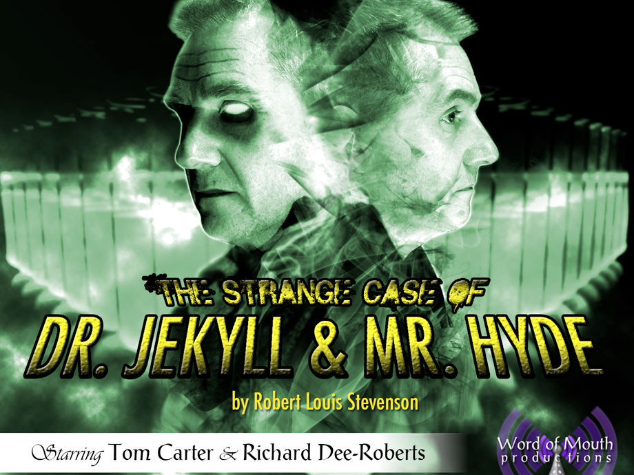 "FULL CAST AUDIO BOOK OF ""The Strange Case of Dr Jekyll & Mr Hyde"""