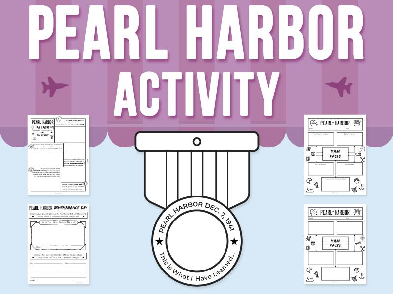 Pearl Harbor Activity