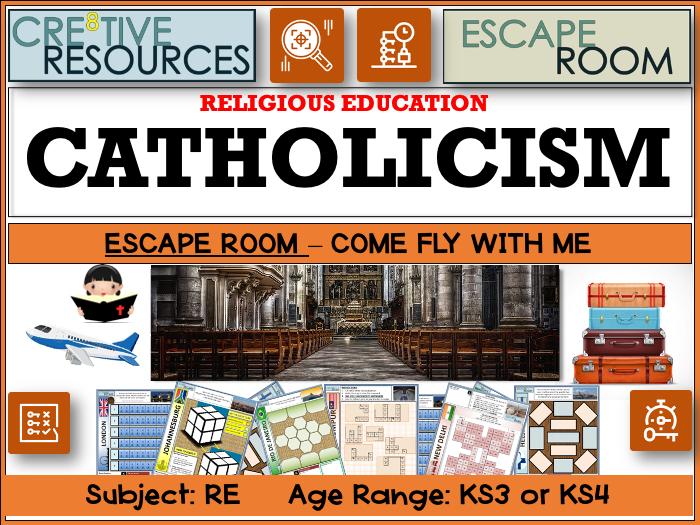 Catholicism Escape Room